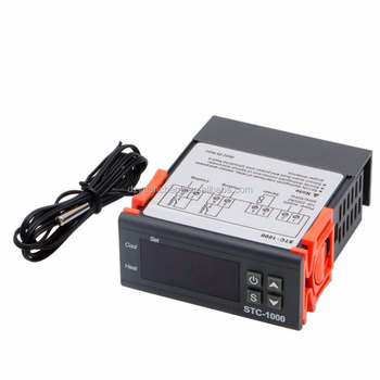 STC-1000 Upgraded Version Cool/heat Electronic Temperature Controller 12V 24V 110V 230V incubator controller