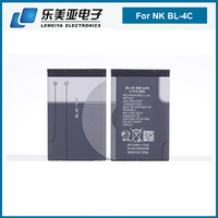 Battery batteries for nokia bl 4c 890mah rechargeable lithium battery for nokia with sale