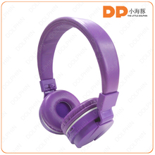 Colorful sport bluetooth headband headphone noise canceling deep bass music headphone for mp3 mp4 mobile phone