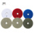 3 step polishing pads granite buffing pads for marble, concrete