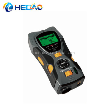 Wire/Stud/Meter Detector for real estate agent