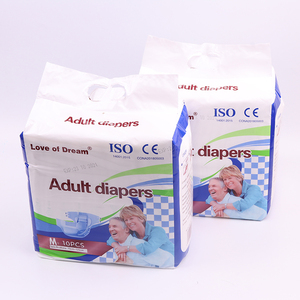 Hot sale cheap disposable adult diaper for hospital