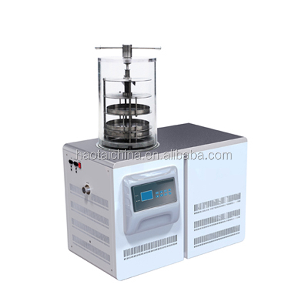 Small Laboratory Vacuum Freeze Drying Machine / Chinese Herbal Medicine  Small Lab Freeze Dryer Machine - Buy High Quality Industrial Freeze