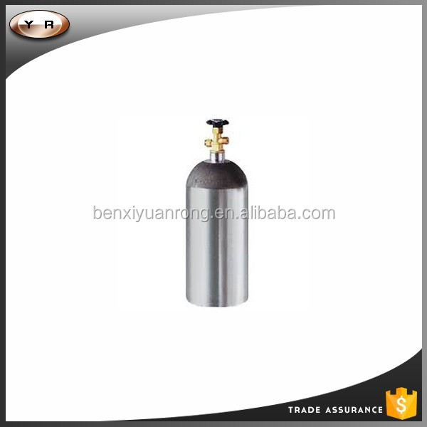 Provide Aluminum Cylinder for nitrous oxide 8g empty gas cylinder In UK