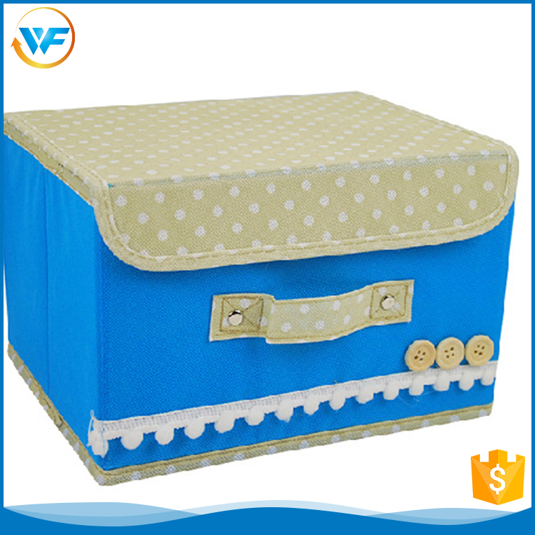 Wholesale Foldable Closet Cube Non Woven Storage Bin On Sale This Week