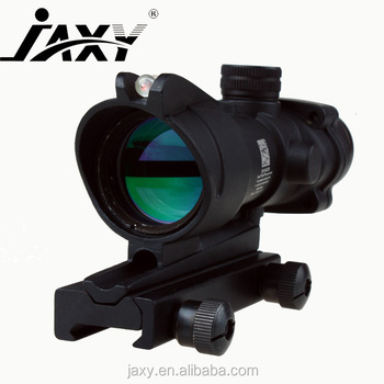 4x32 Night Vision Rifle Scope For Hunting Trijicon Acog 4x32 Rifle Scopes  Air Rifle Scopes Hunting Scopes - Buy Acog 4x32 Scopes,Hunting Scopes,Night