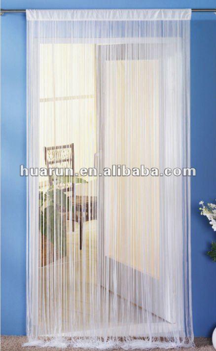 hilo cadena de cortina de la puerta