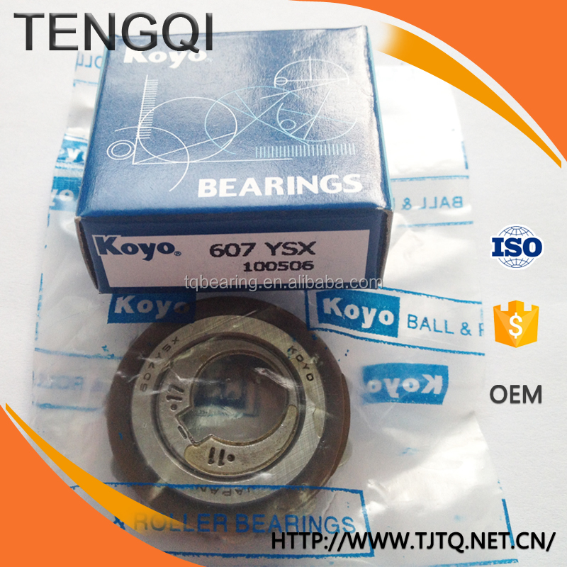 Japan Koyo 607ysx (11-17) Single Row Eccentric Roller Bearing 607 ...