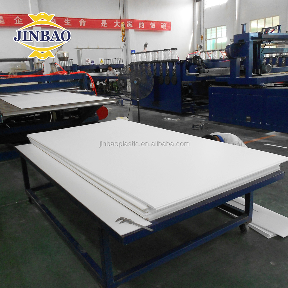 Best price pvc foam pad 4'x8' 3mm 6mm sheet for advertising