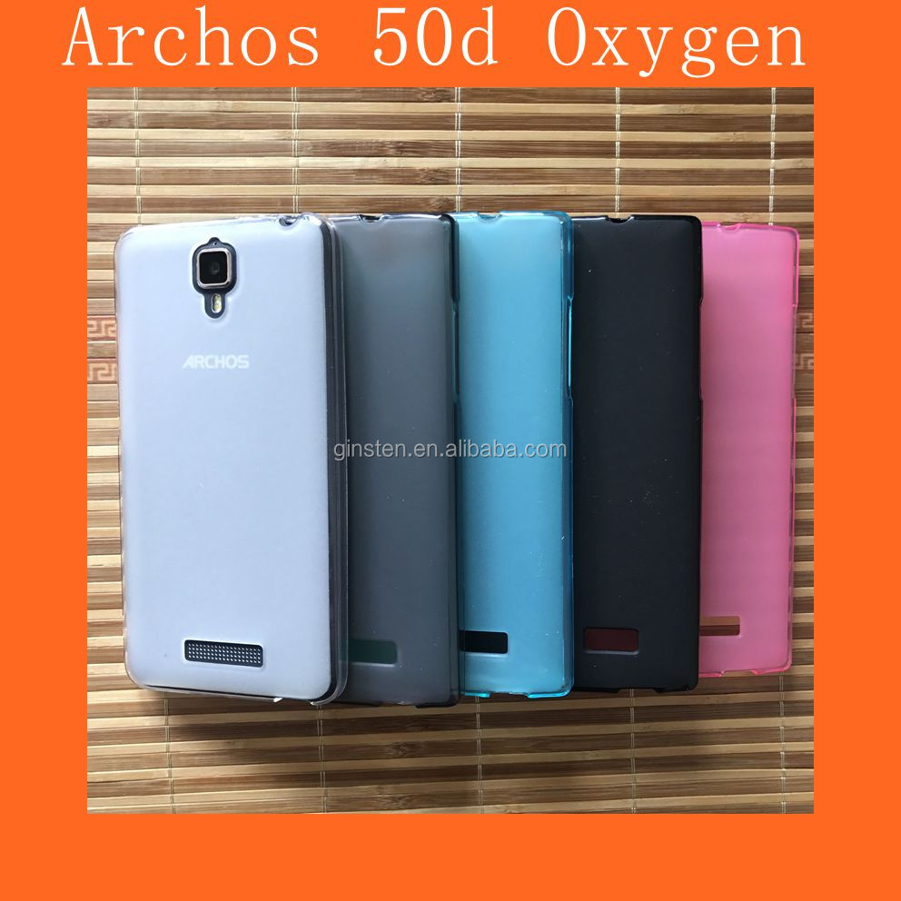 Archos Phone Accessories Soft Case Archos 50d Oxygen Case TPU