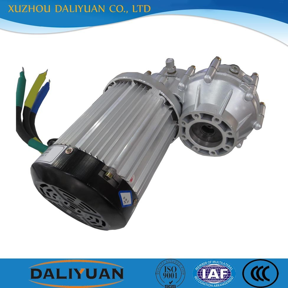 Brushless Dc 30kw Electric Car Motor Brushless Dc 30kw Electric