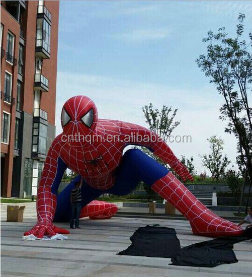 Giant Inflatable Spiderman