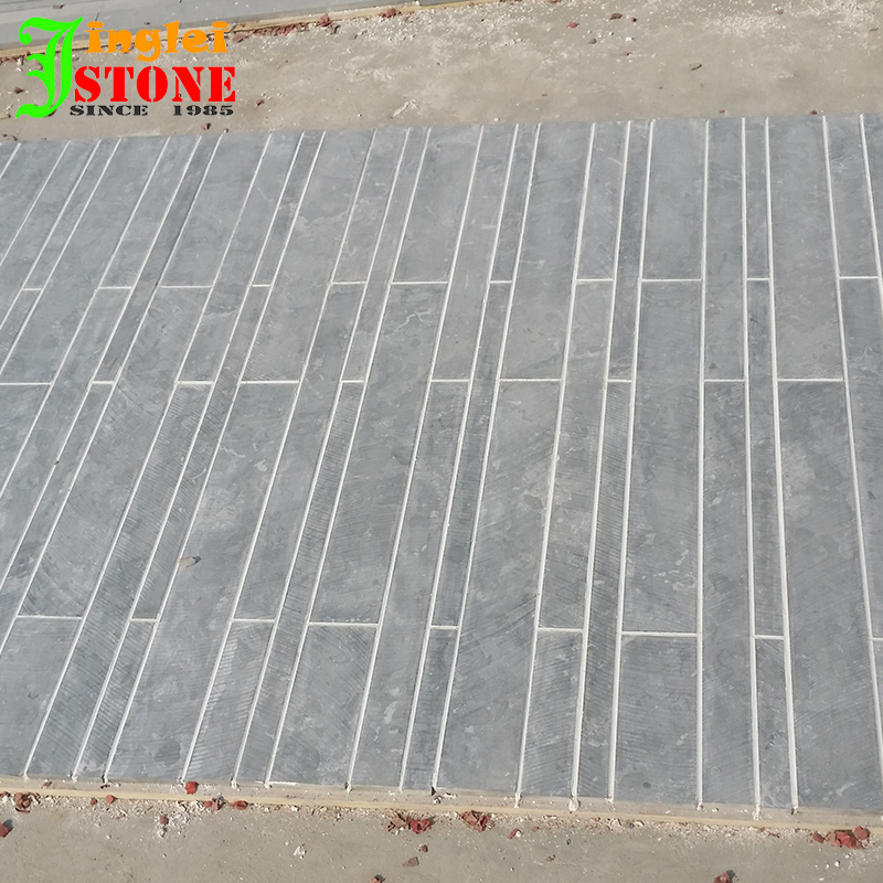 Zimbabwe Dark Grey Strong Granite Floor Tiles