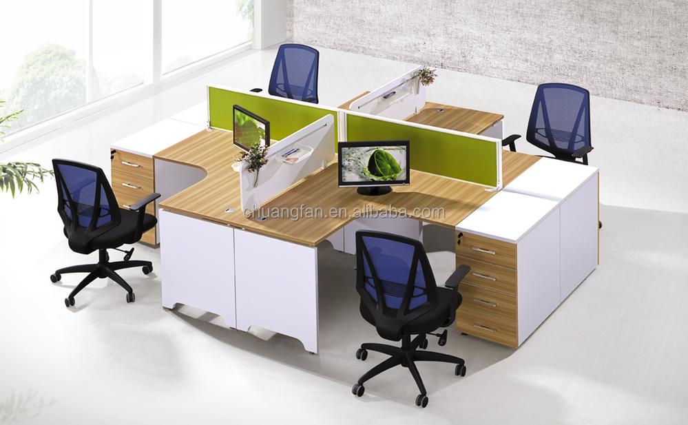 Mobiliario comercial accesorios modulares de oficina for Muebles de oficina santa cruz