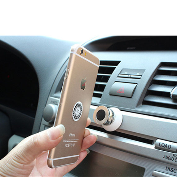Mobile Phone Accessories Cheap Sale Car Phone Holder Magnetic Air Vent Mount Mobile Smartphone Stand Magnet Support Cell Cellphone Telephone Desk In Car Holder Gps Exquisite Craftsmanship;