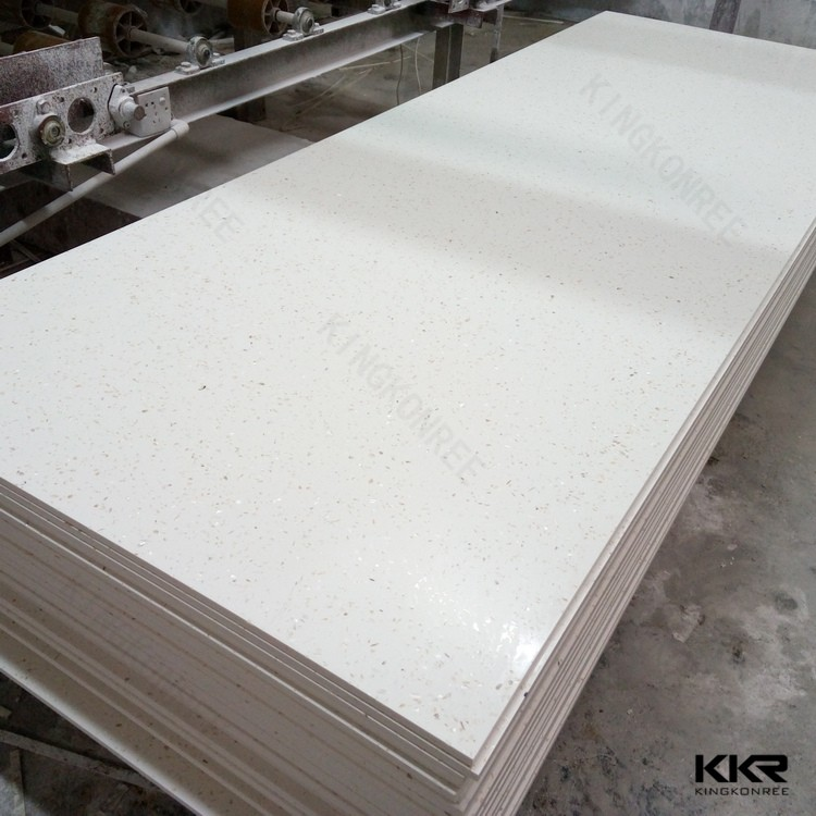 Elegant Harga Solid Surface Table Top, Solid Surface Sheet