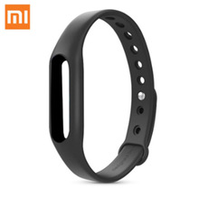 100% Original Colorful Xiaomi Miband Wristband Silicon Strap For Mi Band Smart Bracelet Accessories Replaceable Smart Band Belt