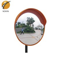 Outdoor Pc Traffic Safety Road Unbreakable Acrylic Convex Mirror