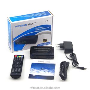 fta biss key powervu satellite converter hd wifi digital satellite receiver