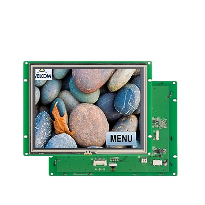 usb 8 inch capacitive touch screen monitor