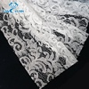 High Quality 100% Polyester knitted Lace Fabric for Garment Accessories