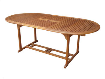 Uitbreiding ovale houten tafel buy product on alibaba