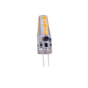 China wholesale SMD2835 Dimmable DC12V 24V 1.5W G4 led light bulb