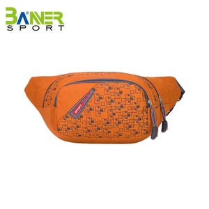 Wholesale Custom Printed Waist Bag Cheap Promotional The Fanny Pack