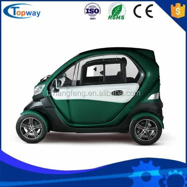TWO SEATS ELECTRIC TRICYCLE 2000W MOTOR FOR CITY DRIVE
