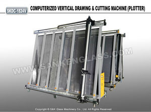 SANKEN Computerized Glass Drawing & Cutting Plotter