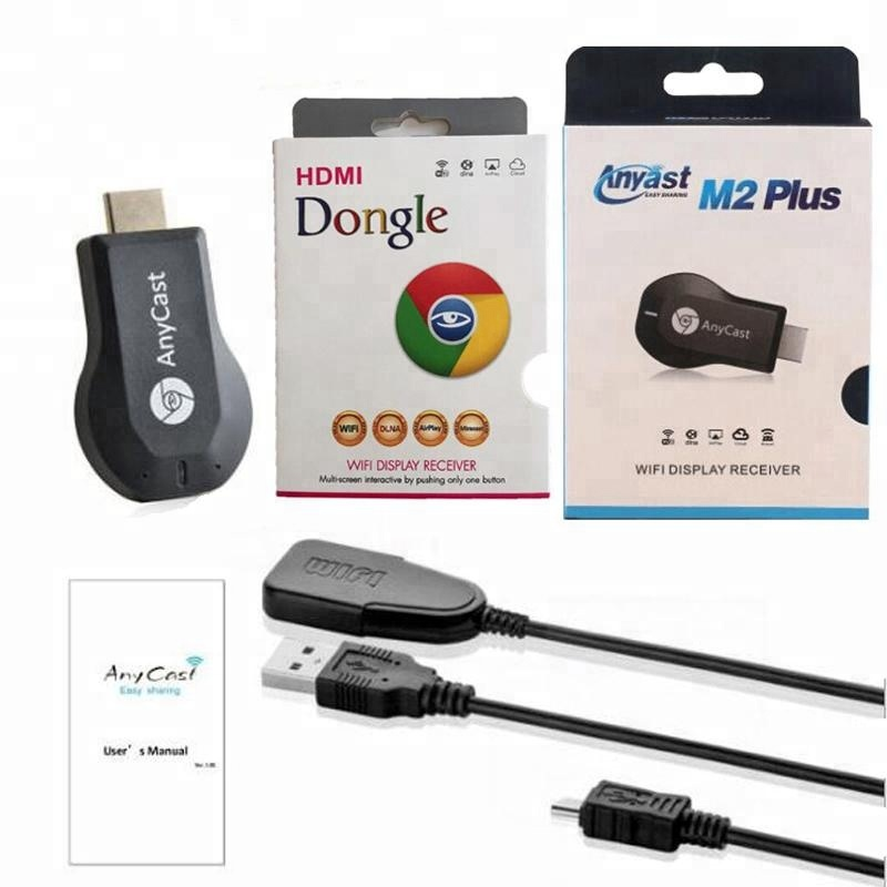 M2 Plus wifi display miracast tv dongle per android