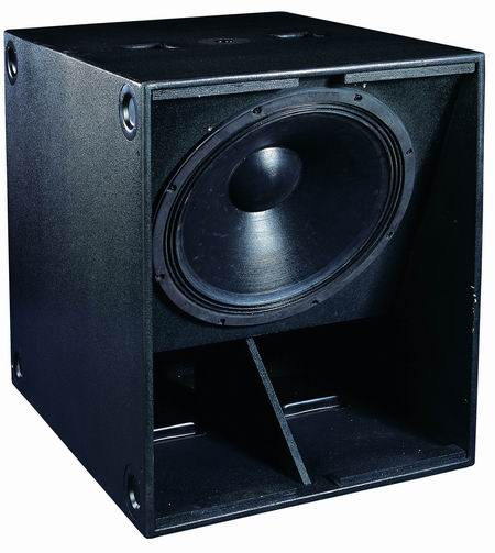 18 zoll subwoofer professionale audio video. Black Bedroom Furniture Sets. Home Design Ideas
