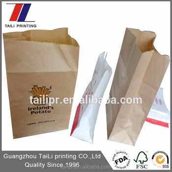 Food Grade Machine Making Paper Bag For