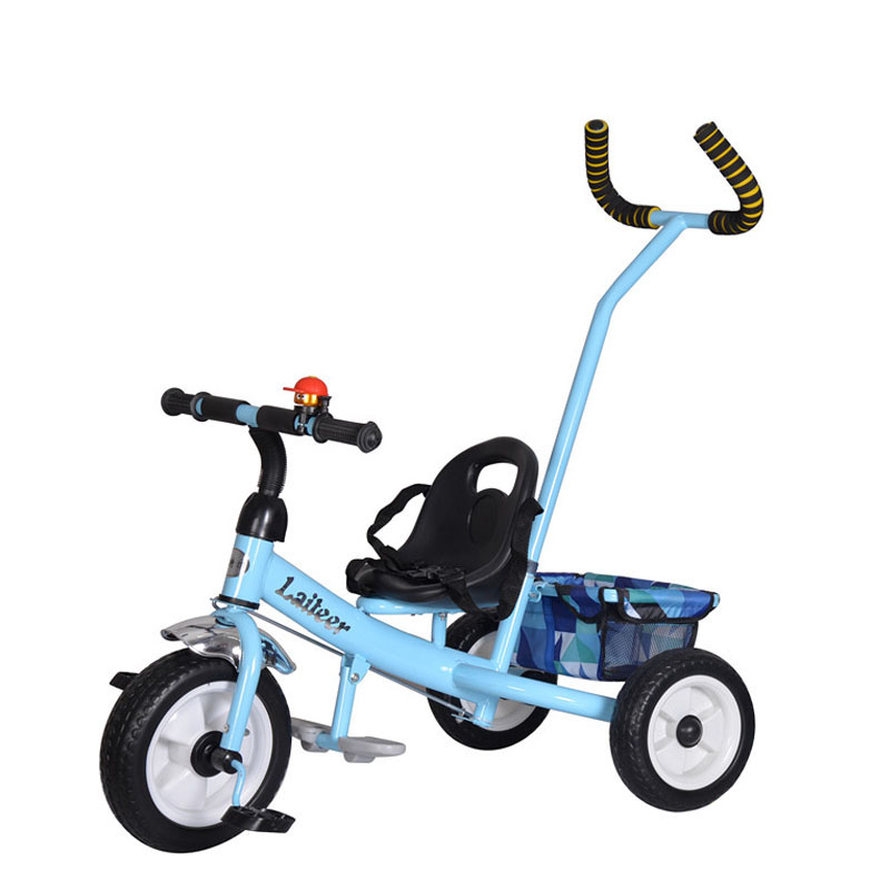 Factory directed Children Baby Tricycle/New products Children Tricycle with push handle/Kids 3 Wheel Tricycle