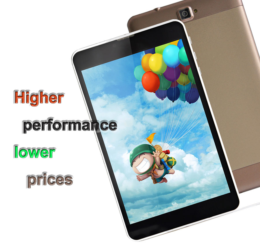 3G Quad Core Tablet 7 Inch 1GB RAM 16GB ROM Android 4.4/5.1 Tablet PC