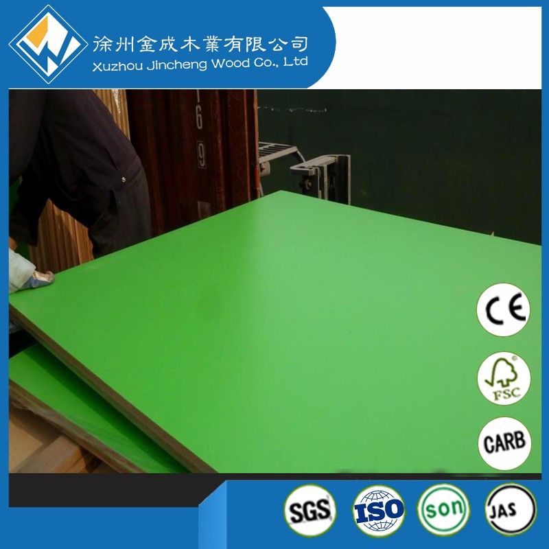 Best price of food grade 18mm mdf groove wall with Quality Assurance