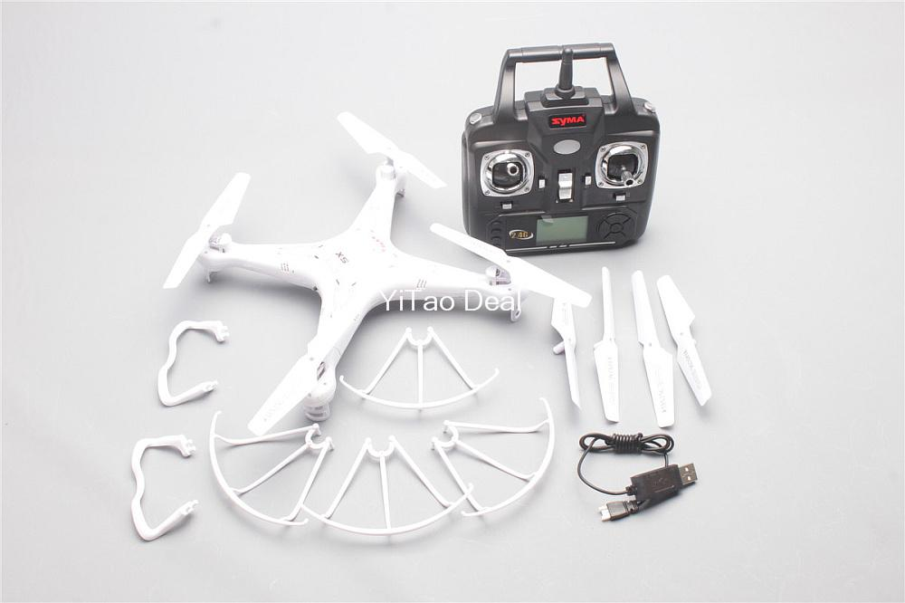 New 2014 Syma X5 High Speed Rc Quadcopter 2.4Ghz RC Helicopter R/C Micro Quad
