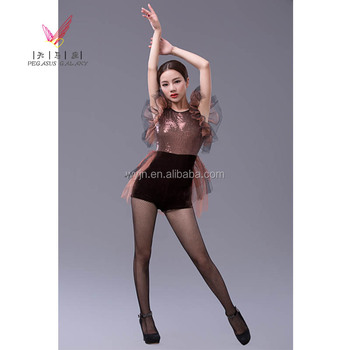 c48683480705 New Style Leotard Jazz Dance Costumes For Girls And Women - Buy Jazz ...