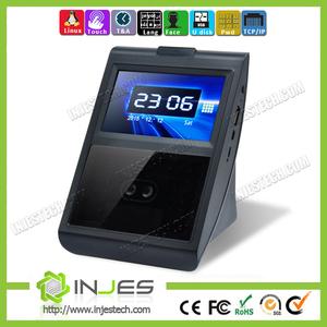 Swiping machine employee management biometric time attendance system