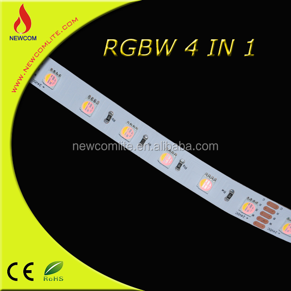 4IN1 3IN1 SMD5050 Strip light RGB AND RGBW Color changing 5m