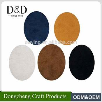 Artificial Leather Patches Iron On Patch Repair Elbow Knee For Clothing Accessories Pu Product Alibaba