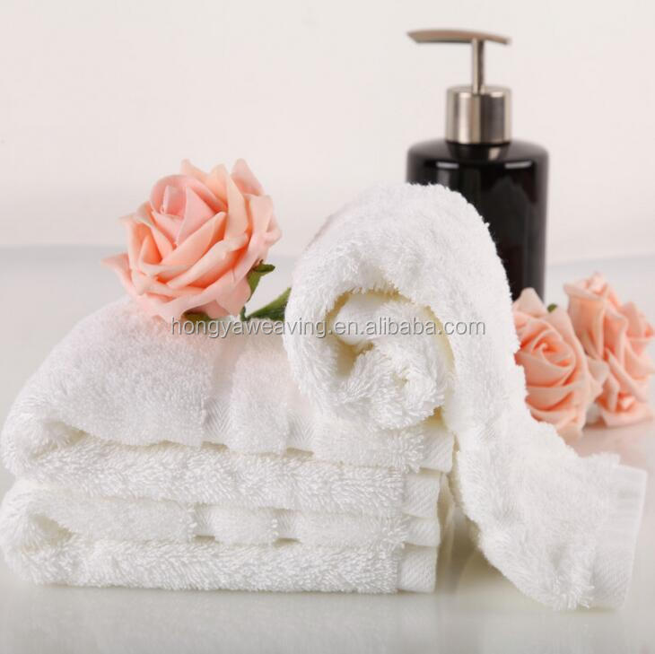 Five star luxury cotton hand towel for wholesale