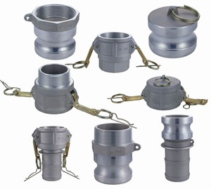 Aluminum Camlock Coupling Quick Connector Ferrules in All Types