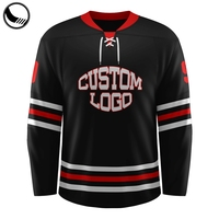 mens sublimated wholesale blank hockey jersey