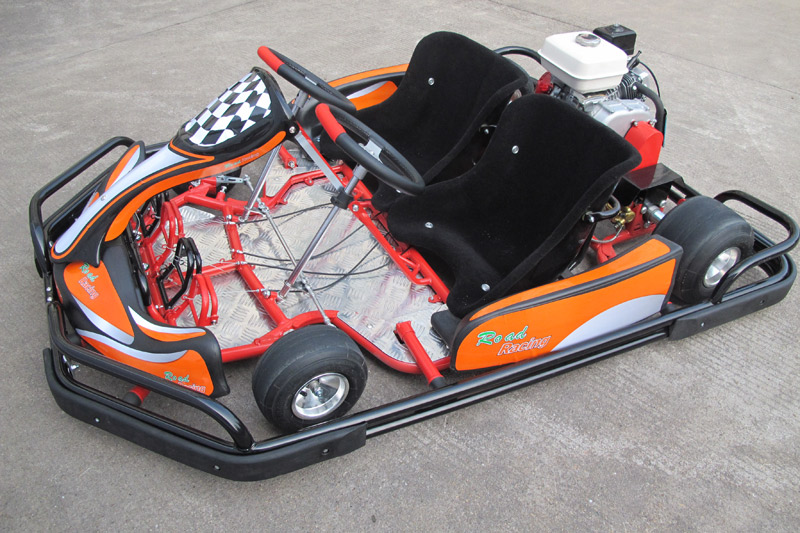 2016 New Adult 2 Racing go kart with honda engine (KT-8)