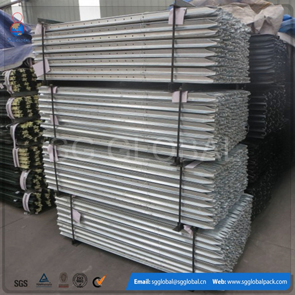 Factory Prices Stainless Steel Fence Y Post