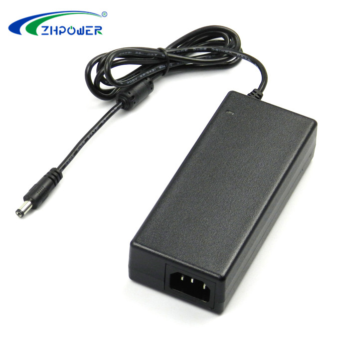 Wall mounted ac dc adapter 12vdc 1a adaptors 12volt 1000ma 12W with USA AU EU UK KR plug