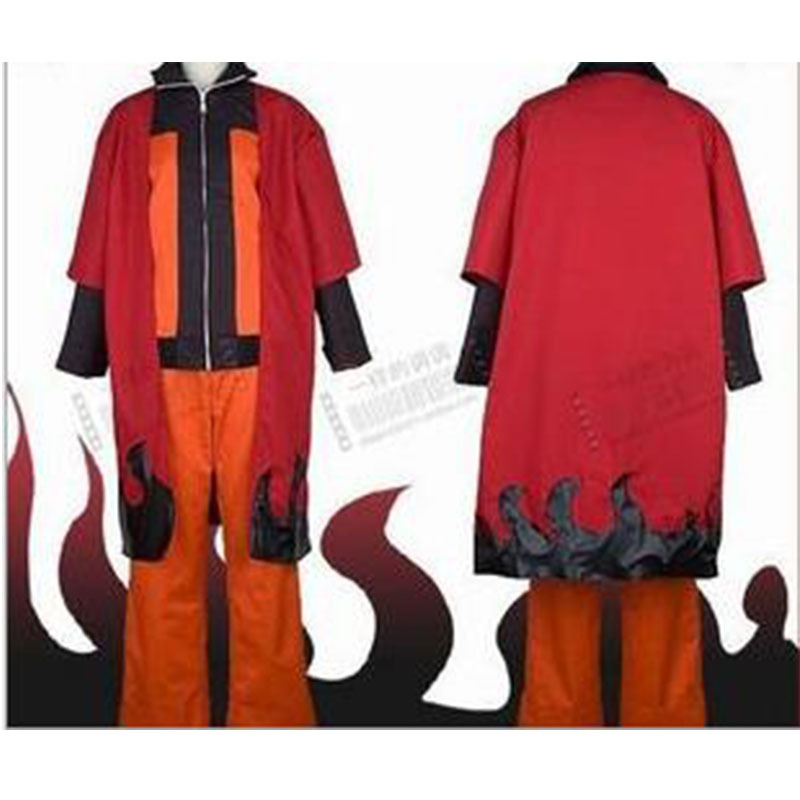 e77d3fe6 Get Quotations · Naruto-Cosplay-Clothes Naruto Cloak Anime Japanese Clothes  Mantle Japanese Anime Halloween Costumes Naruto