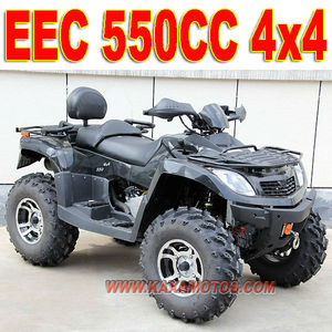 EEC 550cc 4x4 Quad Bike