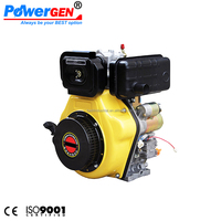 Best Price!!! POWERGEN 186F Single Cylinder 4 Stroke Air Cooled EPA Diesel Engine 10HP